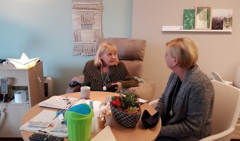 Leven als een prinses in Hospice IJsselOever