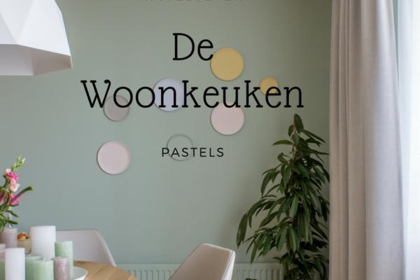 Woonkeuken IJsselOever - Pastel