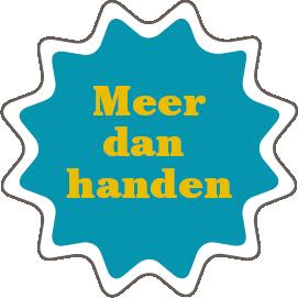 logo Meer dan handen